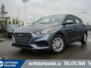 Used 2020 Hyundai Accent PREFERRED MANUAL: APPLE CARPLAY/HEATED SEATS/ALLOY WHEELS for sale in Edmonton, AB