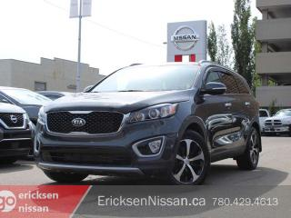 Used 2018 Kia Sorento EX l AWD l Leather l Roof l 7 Passenger for sale in Edmonton, AB