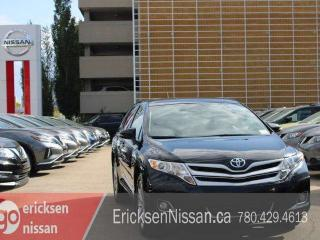 Used 2016 Toyota Venza XLE l AWD l Leather l Roof l Rare interior for sale in Edmonton, AB