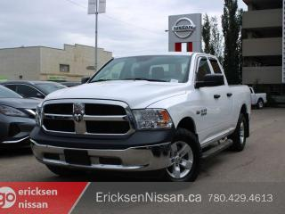 Used 2015 RAM 1500 SXT l 4x4 Quad l Hemi l Pwr Windows for sale in Edmonton, AB