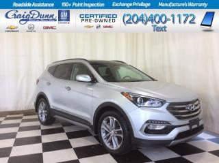 Used 2017 Hyundai Santa Fe Sport * SPORT SE * FRONT & REAR HEATED SEATS * BLUETOOTH * for sale in Portage la Prairie, MB