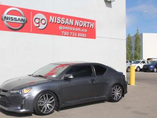 Used 2014 Scion tC tC/ONE OWNER/6 SPEED/LEATHER/PANO ROOF for sale in Edmonton, AB