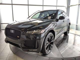 Used 2020 Jaguar F-PACE S - 380HP for sale in Edmonton, AB