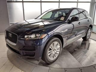 Used 2020 Jaguar F-PACE 0% FINANCING AVAILABLE! for sale in Edmonton, AB