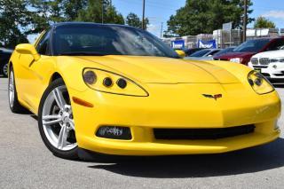 Used 2008 Chevrolet Corvette Coupe LT1 for sale in Oakville, ON