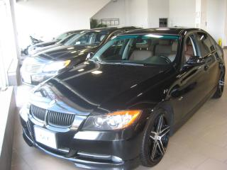 Used 2007 BMW 3 Series 335i for sale in Markham, ON