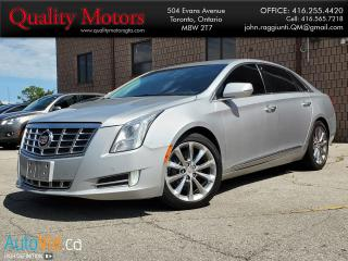 Used 2013 Cadillac XTS Luxury Collection for sale in Etobicoke, ON