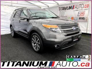 Used 2015 Ford Explorer Sport+4WD+GPS+Camera+Pano Roof+Blind Spot+Leather+ for sale in London, ON