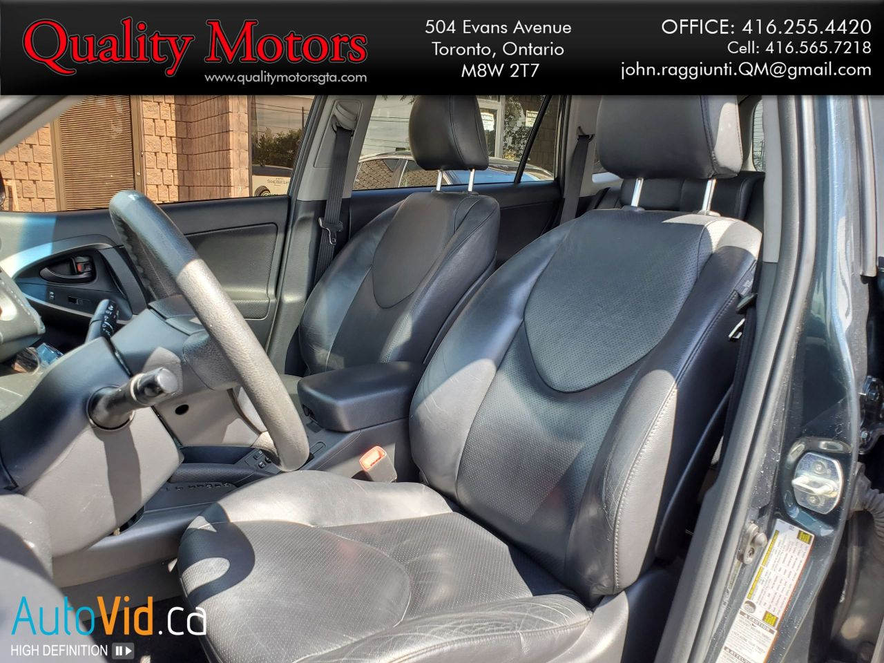 2011 Toyota RAV4 | Quality Motors