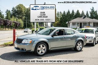 Used 2010 Dodge Avenger SE, Low 138k, Local Car, New Bodystyle, Certified! for sale in Surrey, BC