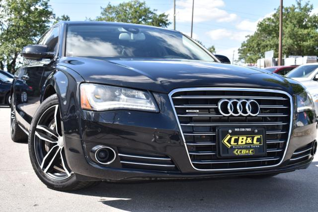 2011 Audi A8 Premium