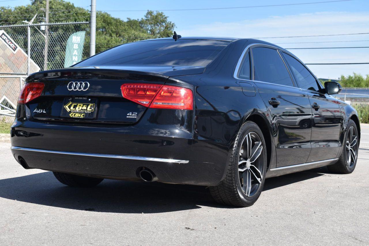 2011 Audi A8