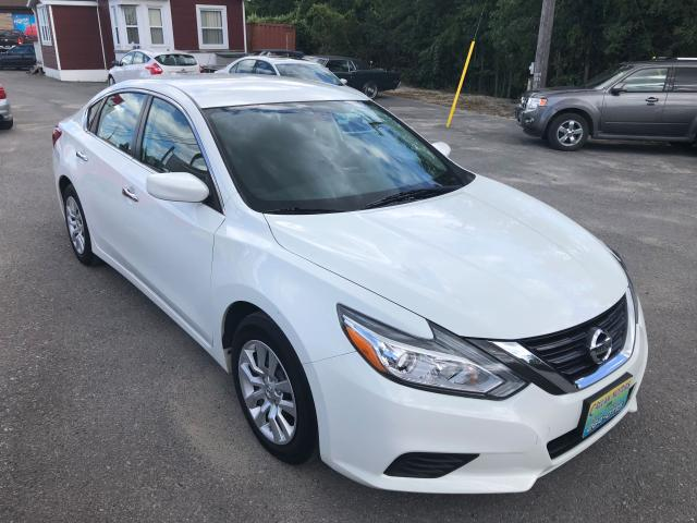 2016 Nissan Altima 2.5 With only 53500 km