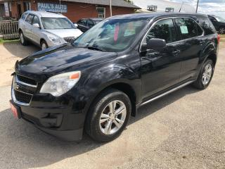 Used 2011 Chevrolet Equinox LS for sale in Bradford, ON
