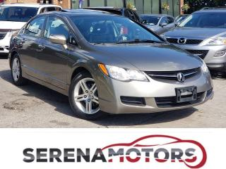 Used 2008 Acura CSX PREMIUM | AUTO | LEATHER | HTD SEATS | SUNROOF for sale in Mississauga, ON