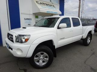 Used 2009 Toyota Tacoma TRD Sport 4x4, Double Cab, Lifted, Local Truck! for sale in Langley, BC