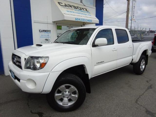 2009 Toyota Tacoma TRD Sport 4x4, Double Cab, Lifted, Local Truck!