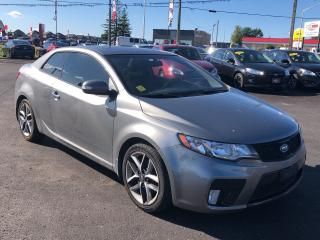 Used 2010 Kia Forte SUNROOF|HEATED SEATS|AUX for sale in London, ON
