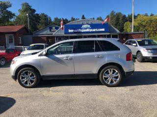 Used 2013 Ford Edge Limited for sale in Flesherton, ON