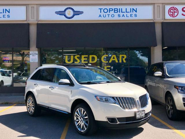 2012 Lincoln MKX Fully Loaded, Only 76K kms