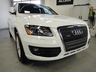 Used 2012 Audi Q5 2.0L Premium Plus,NO ACCIDENT,ALL SERVICE RECORDS for sale in North York, ON