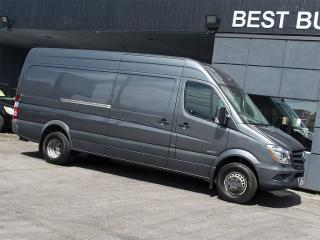 Used 2014 Mercedes-Benz Sprinter 3500|V6|170WB|3 SEATS|NAVIGATION|REARCAM|BLUETOOTH for sale in Toronto, ON