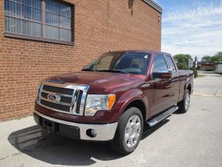 Used 2009 Ford F-150 V8, 5.4 Lariat/LEATHER /RWD for sale in Oakville, ON