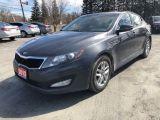 Photo of Grey 2013 Kia Optima