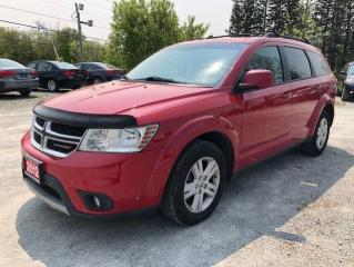 Used 2012 Dodge Journey SXT for sale in Stouffville, ON