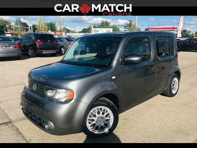 2010 Nissan Cube 1.8 S / *AUTO* / AC / NO ACCIDENTS