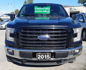 Used 2015 Ford F-150 XLT for sale in Orillia, ON