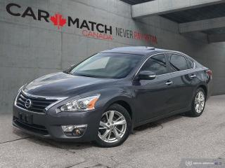 Used 2013 Nissan Altima 2.5 SL / NAV / LEATHER / ROOF for sale in Cambridge, ON