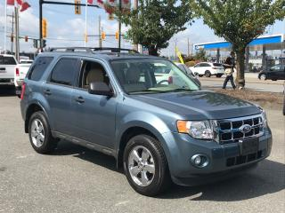 Used 2011 Ford Escape XLT for sale in Langley, BC