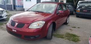 Used 2008 Pontiac G5 SE for sale in Mississauga, ON