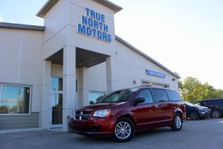 Used 2014 Dodge Grand Caravan SXT for sale in Selkirk, MB