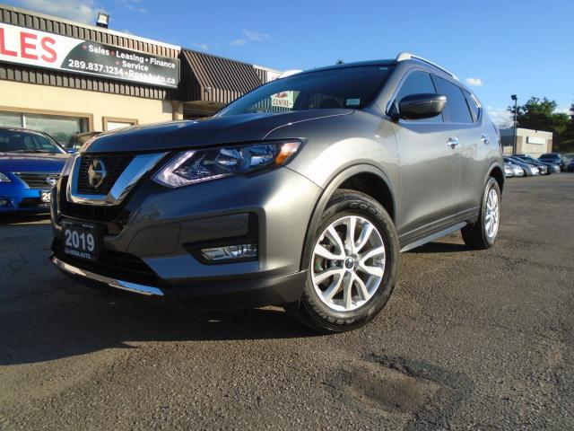 2019 Nissan Rogue AWD SV NO ACCIDENT FACTORY WARRANTY BACK UP PUSH S