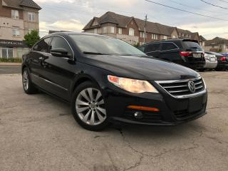 Used 2010 Volkswagen Passat Sportline for sale in Burlington, ON