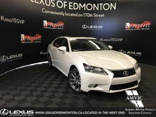 Used 2015 Lexus GS 350 Navigation Package for sale in Edmonton, AB