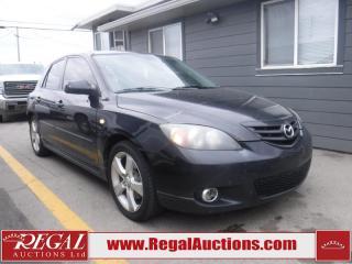 Used 2006 Mazda MAZDA3 Sport GS 4D Hatchback for sale in Calgary, AB