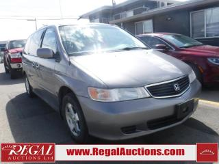 Used 2001 Honda Odyssey 4D WAGON for sale in Calgary, AB