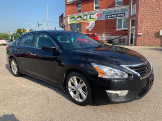 Used 2015 Nissan Altima SUMMER BLOWOUT SALE/2.5L SV/SAFETY INCLUDED for sale in Cambridge, ON
