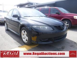Used 2004 Mazda MAZDA6 4D Hatchback for sale in Calgary, AB