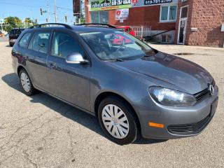 Used 2011 Volkswagen Golf Wagon SUMMER BLOWOUT SALE/NO ACCIDENT/CERTIFIED for sale in Cambridge, ON