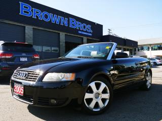 Used 2005 Audi A4 1.8T for sale in Surrey, BC