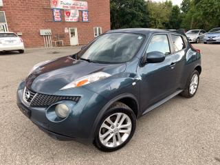 Used 2011 Nissan Juke SV/SUMMER BLOWOUT SALE/ONE OWNER/NO ACCIDENT for sale in Cambridge, ON