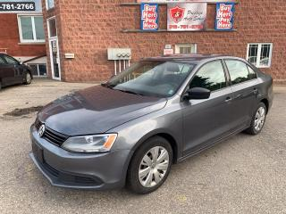 Used 2011 Volkswagen Jetta 2L/SUMMER BLOWOUT SALE/SAFETY INCLUDED for sale in Cambridge, ON