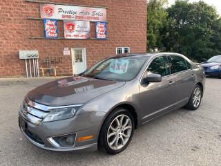 Used 2012 Ford Fusion SEL/AWD/3L/SUMMER BLOWOUT SALE/NO ACCIDENT for sale in Cambridge, ON