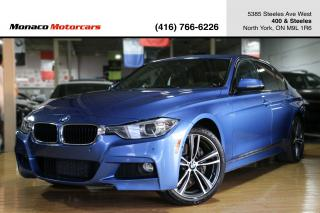 Used 2015 BMW 3 Series 335i xDrive - M PERF|HEADS UP|BLINDSPOT|LANEKEEP for sale in North York, ON