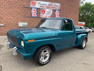 Used 1979 Ford F100 SUMMER BLOWOUT SALE/460 BigBlock engine V8 for sale in Cambridge, ON