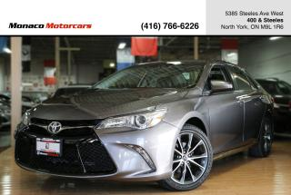 Used 2015 Toyota Camry XSE - NAVIGATION BACKUP CAMERA ALLOYS HEATED SEATS for sale in North York, ON